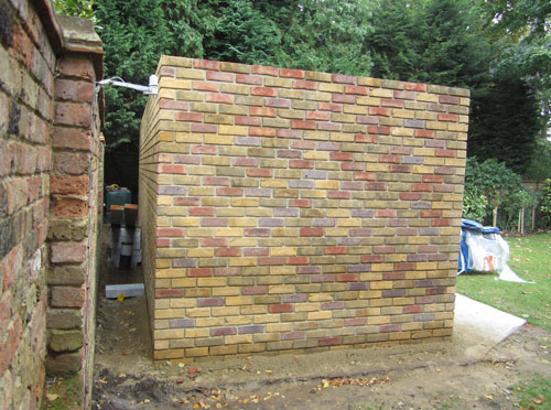Brick Built Garden Office Bathstone Garden Rooms
