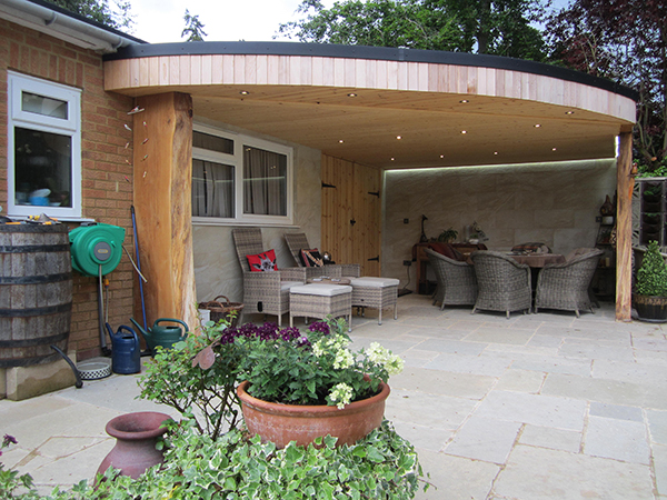Garden complex bathstone garden rooms for Garden gym room uk