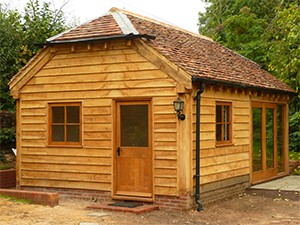 Oak Framed Buildings Learn more >