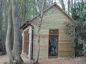Garden Offices Learn more >