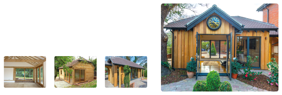 Specialists in Building & Upgrading Garden Rooms & Outbuildings ...