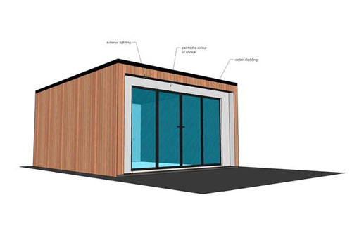 Alternatives to timber cladding image 1